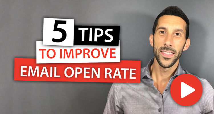 5 Tips to Improve Email Open Rates