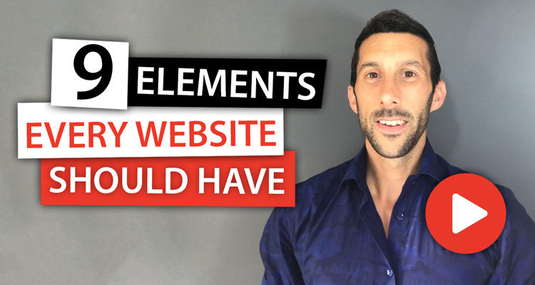 9 Essential Elements Every Website Should Have