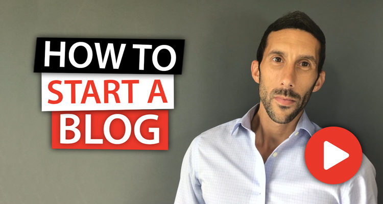 How to Start Blogging in 4 Easy Steps